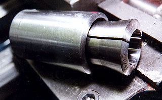 How to Build a Collet Adapter