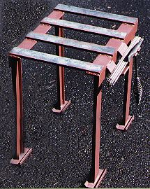 How to Build a Portable Welding Table