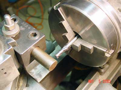 How to Cut a Key Way Using a Lathe