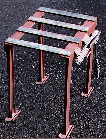 Portable Welding Table Instructions