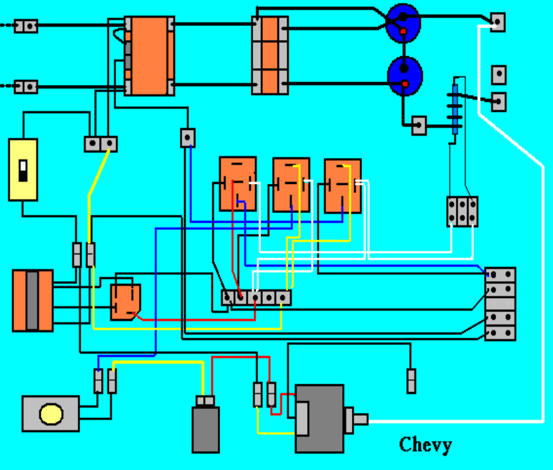 chevy board layout plasma cutter